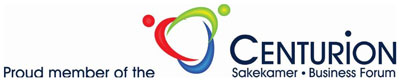 Centurion Business Chamber Logo